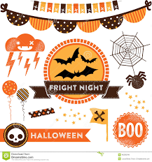 free halloween cliparts halloween clipart stock vector image 45206248