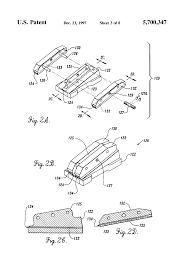 patent us5700347 thermoplastic multi tape application head