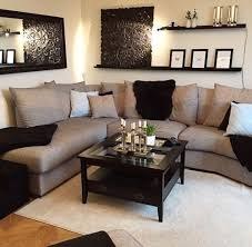 How To Decorate A Long Wall In Living Room Best 20 Living Room Brown Ideas On Pinterest Brown Couch Decor