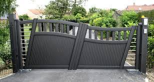 portail pour maison pas cher portail de maison coulissant portail et barrière sfrcegetel