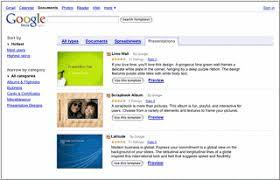 official google blog templates bring docs to life