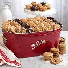 nut baskets nut free cookies gift baskets delivery mrs fields