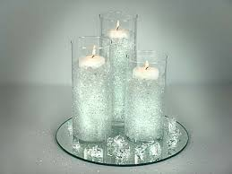 Floating Candle Centerpiece Ideas Brides Helping Brides Candle Ideas For Table Liweddings