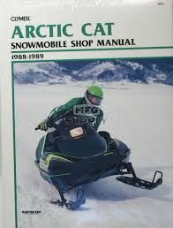 cs835 88 89 arctic cat wildcat u0026 el tigre ext snowmobile shop