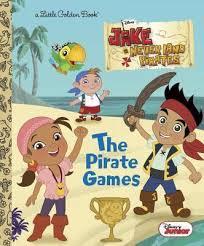 pirate games disney junior jake neverland pirates