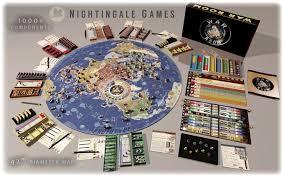 Blind Date Board Game War Room A Larry Harris Game By Nightingale Games Llc U2014 Kickstarter