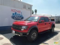 Ford Raptor Red - 2012 race red ford f150 svt raptor supercrew 4x4 71193975