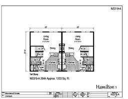 floor plans for homes two story manorwood two story homes hamilton 1 ns319a find a home