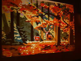 type a ramblings paint by number wall mural paint by number wall mural
