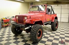jeep jk rock crawler 1989 jeep wrangler 37