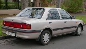 mazda saloon cars gallery of mazda 323 sedan