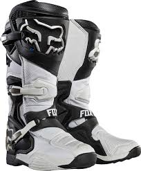 leather motocross boots 2017 fox racing comp 8 boots motocross dirtbike ebay