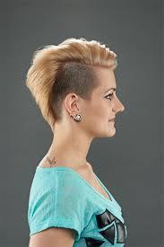 Kurze Haarfrisuren F Frauen by Undercut Frisuren Frauen Kurze Haare Trendige Frisuren 2017 Foto