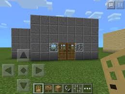 how to make a simple minecraft house 16 steps