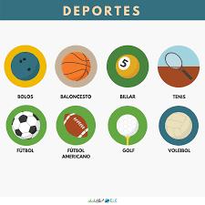 tipos de pelotas los deportes pinterest
