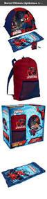 marvel ultimate spiderman 4 piece kids camp kit find your inner