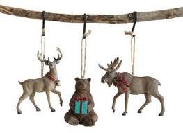 wooden acorn ornaments lights holders