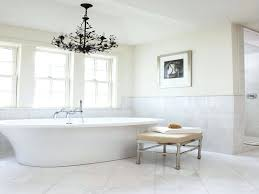 chandeliers design amazing cabinet towel chandelier bathtub