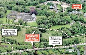 Wayne Home Floor Plans Wayne And Coleen Rooney Object To Plans For Affordable Homes Near