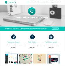 drupal themes jackson parallax drupal website templates themes free premium free
