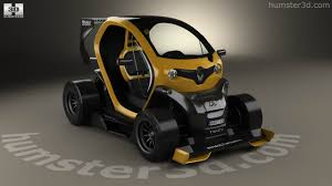 renault twizy sport 360 view of renault twizy z e r s f1 2013 3d model hum3d store