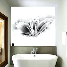 wall decorating ideas for bathrooms how to decorate bathroom walls bathroom wall decorating ideas