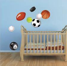 wall stickers murals sports balls wall decal murals sports stickers primedecals