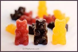 make your own gummy bears healthy snack ideas gummy bears