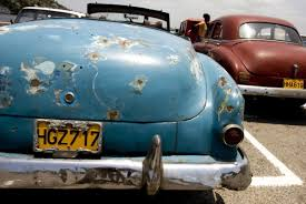 vintage cars 1950s classic cars of cuba