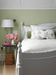 focal point the bed green wall paints wall paint colours and