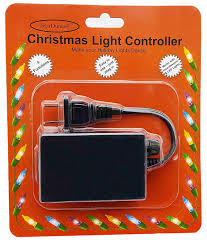 Tree Light Controller Twinkling Light Controller 8 Functions