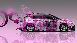 pink subaru wrx subaru impreza wrx sti jdm anime aerography car 2014 el tony