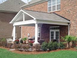 25 Best Covered Patios Ideas On Pinterest Outdoor Covered by Covered Porches And Patios Brucall Com