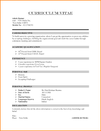 resume examples monster resume examples resourceful and accomplished law enforcement related for 6 curriculum vitae format for job application