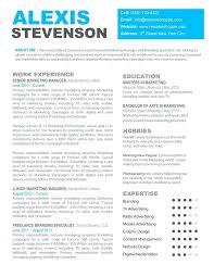 cool free resume templates trendy resume templates free resume resume template free resume