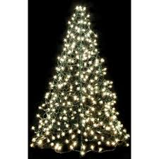 crab pot tree with 300 incandescent mini lights