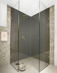 dark grey acrylic shower panels splash acrylic