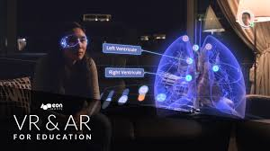 5 Ways Augmented Reality Apps Are Changing Our Lives by Virtual Reality Software Augmented Reality Eon Reality