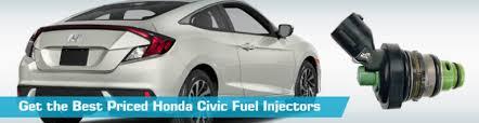 honda civic fuel injectors injector gb remanufacturing beck