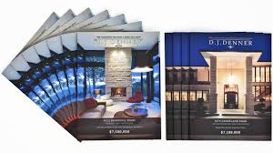 Real Estate Brochure Template marketing west vancouver real estate dj denner