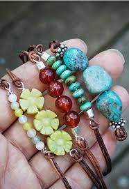 leather bracelet craft images 40 diy bracelet ideas and tutorials leather bracelets beads jpg