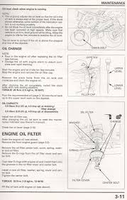oil filter and drain plug locations page 2 honda foreman