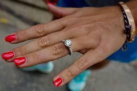 snubny prsten foto vnútri to je ale šuter dominika cibulková dostala pred