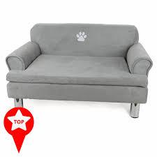 canapé pour chien grande taille canapé pour chien zolia liloe panier et corbeille