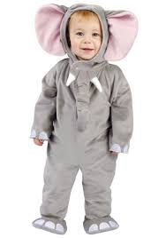 Infant Lion Halloween Costume Grey Baby Elephant Costume Infant Elephant Halloween Costumes