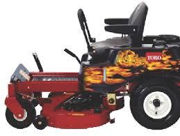zero turn vs riding tractor