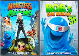 amazon monsters aliens u0027s big break monster 3d