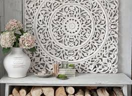 well suited design wood medallion wall decor large ideas