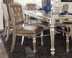 Mirror For Dining Room by Arsenia Mirrored Dining Room Furniture Gallery With Set Pictures
