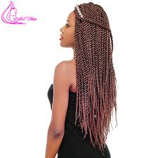Braid Hair Extensions by Online Get Cheap Braiding Hair Synthetic Aliexpress Com Alibaba